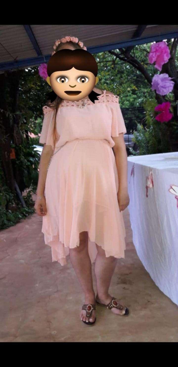 Vestido para embarazada especial baby shower - 0