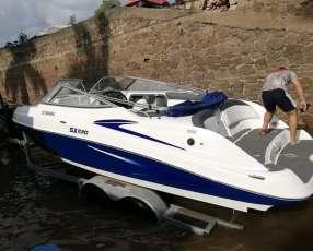 Embarcacion yamaha