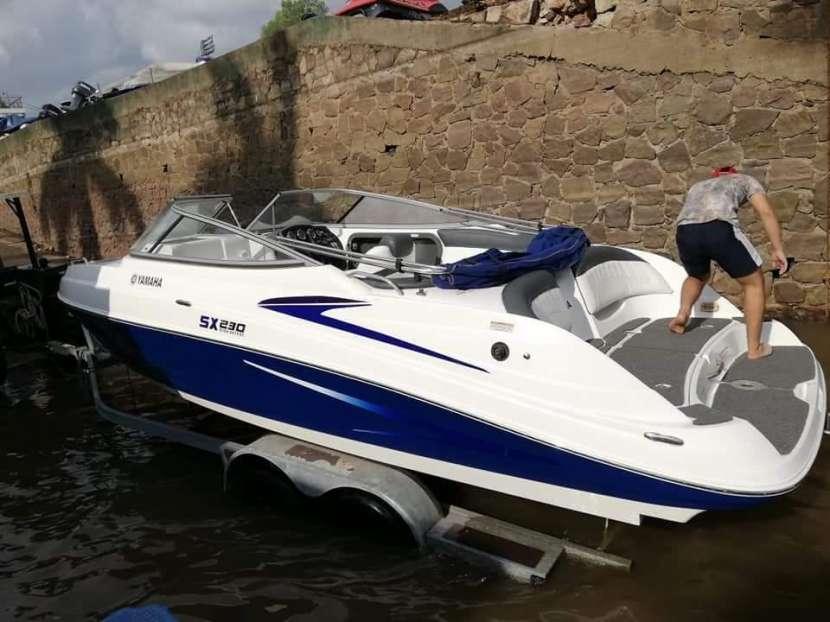 Embarcacion yamaha - 0