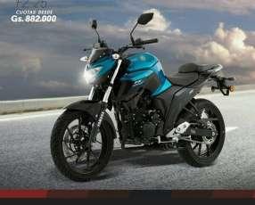 Moto Yamaha FZ 250