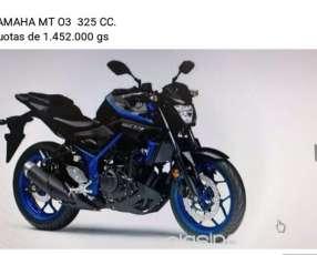 Moto Yamaha MT O3