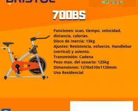 Bicicleta Spinning Athletic 700BS
