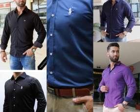 Camisas de primera línea por pedido