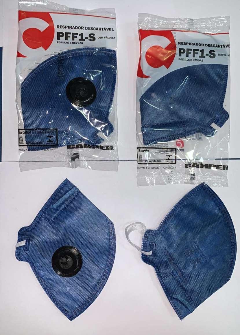 Tapaboca respiradores de varios modelos con y sin válvula - 4