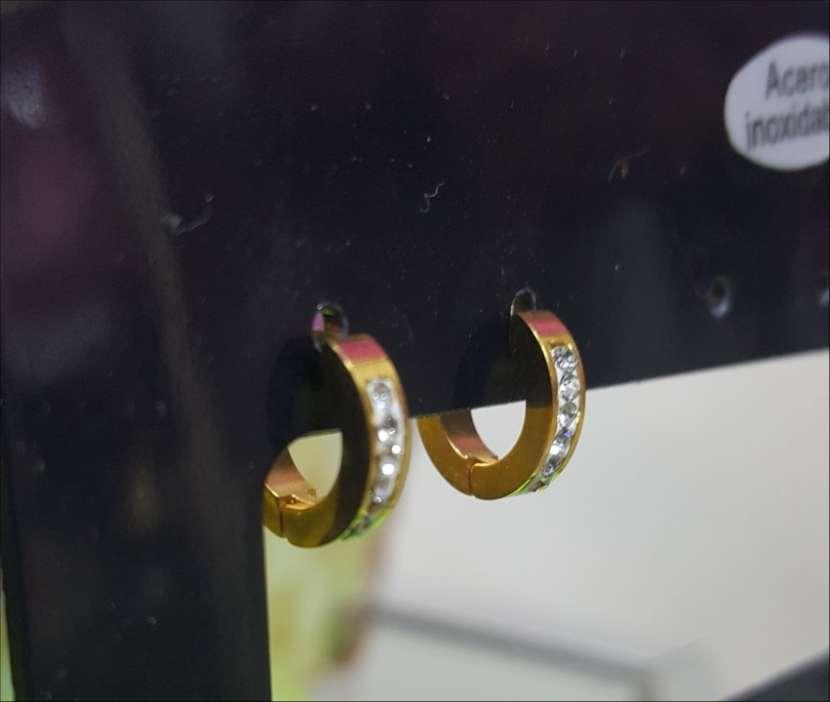 Aros de acero inoxidable - 1