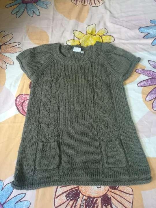 Vestido de hilo de lana - 1