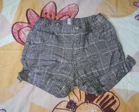 Short para nena