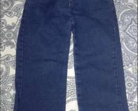 Pantalón tipo Jean para niñas