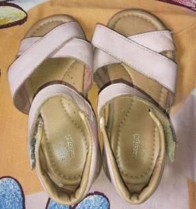 Sandalia Ortope para nena