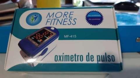 Saturómetro More Fitness MF 415