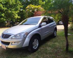SsangYong Kyron 2010 diésel Impecable