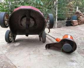 Máquinas de cortar pasto yuyito