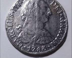 Moneda colonial (réplica) española