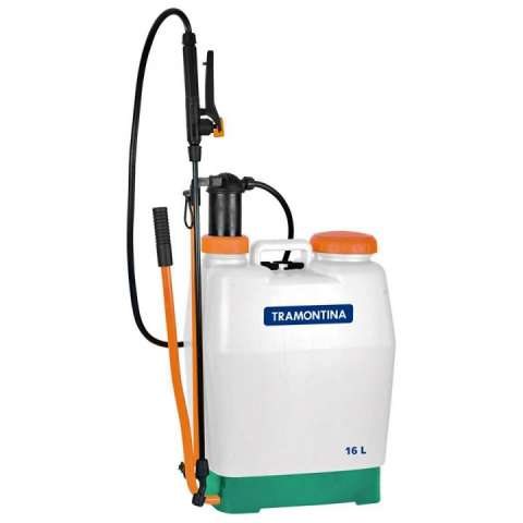 Pulverizador mochila manual 16 litros