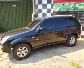 SsangYong Rexton RX290 Diesel 4x4 2004
