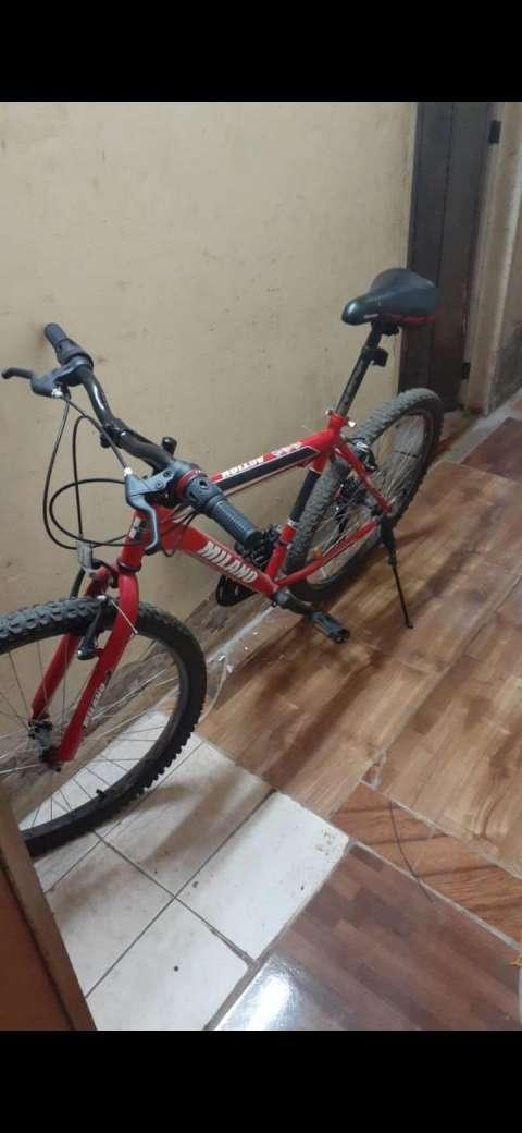 Bicicleta Milano Aro 26