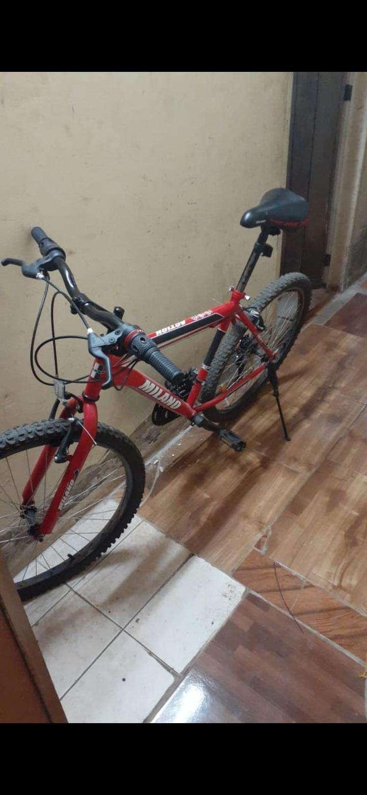 Bicicleta Milano Aro 26 - 0