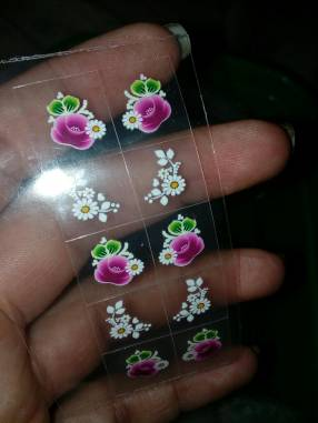 Adhesivos para uñas 3d