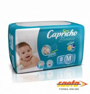 Pañal Capricho Bummis Mega M 8 unidades