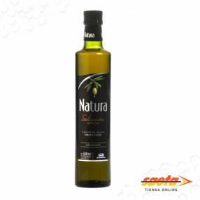 Aceite Natura de oliva extra virgen selección 500ml