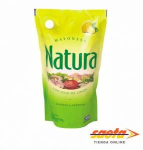 Mayonesa Natura sachet 1000 cc x8u