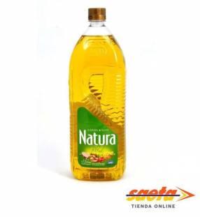 Aceite Natura girasol y oliva 1,5 litros