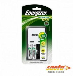 Cargador pilas Energizer + 2AA cnchcvcm3