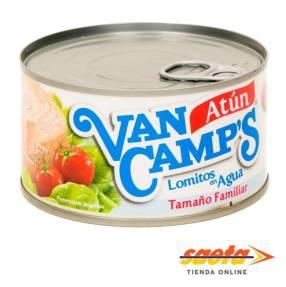 Atún Van Camp´s en agua lata 354 gramos