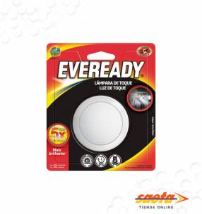 Linterna led a presión Eveready