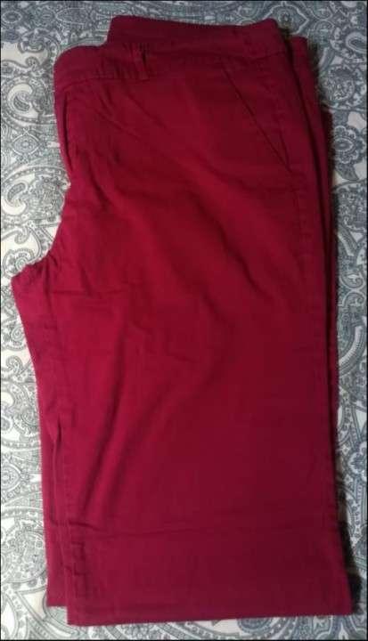Pantalon rojo - 1