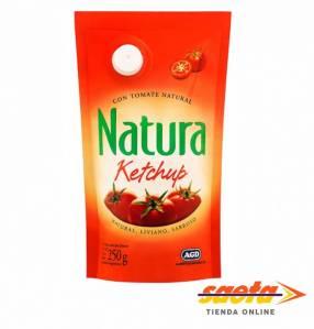 Ketchup Natura sachet 250 cc