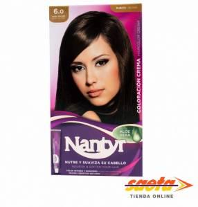 Kir crema color Nantyr rubio oscuro 6.0