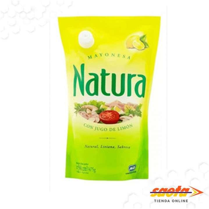 Mayonesa Natura sachet 500 cc - 0