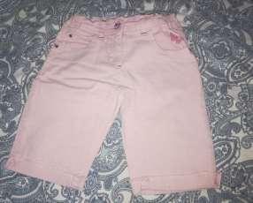 Short rosado