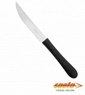 Cuchillo para Mesa Mango Negro Tropical Di Solle 12 Unid