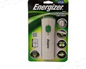 Linterna 2 led recargable Energizer