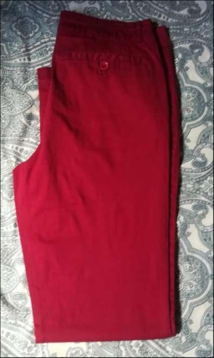 Pantalon rojo - 2