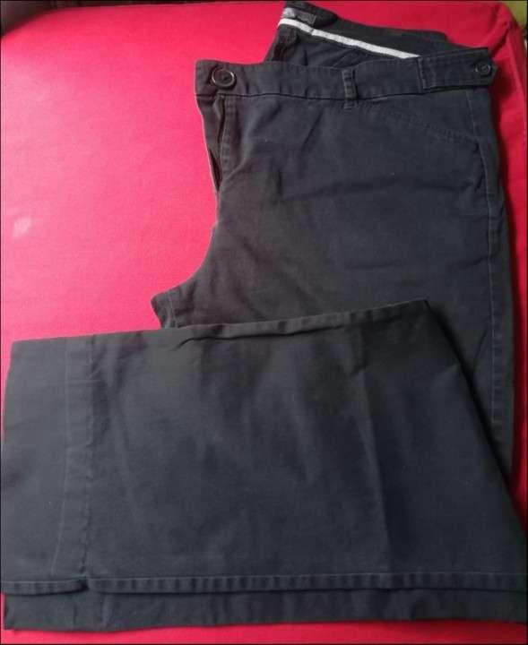 Pantalón gris - 1