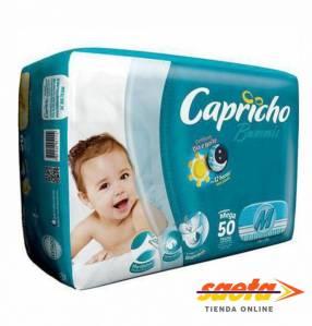 Pañal Capricho Bummis Mega M 50 unidades
