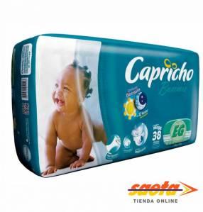 Pañal Capricho Bummis Jumbo EG 38 unidades