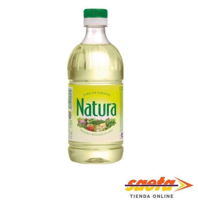 Aceite de girasol Natura 500ml - 0