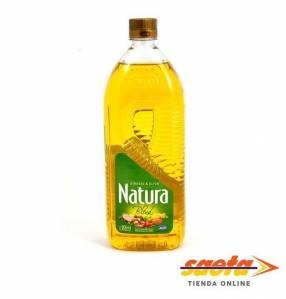 Aceite Natura de girasol y oliva 900ml