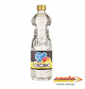 Vinagre Toscano de alcohol Agrin blanco 750ml