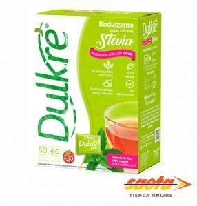 Edulcorante Dulkre Stevia Sobre