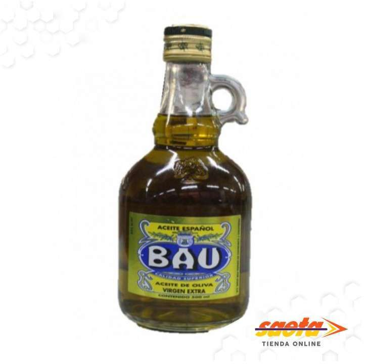 Aceite de Oliva Bau Extra Virgen Jarra 500 - 0
