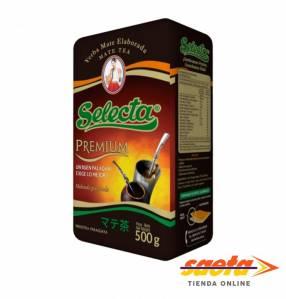 Yerba mate Selecta Granulada Premium 500 gramos