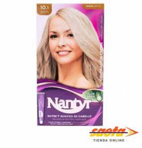 Kir crema color Nantyr rubio platinado 10.1