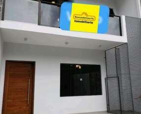 Duplex a estrenar en lambare, zona yacth
