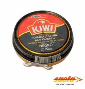 Betún Kiwi pequeño negro