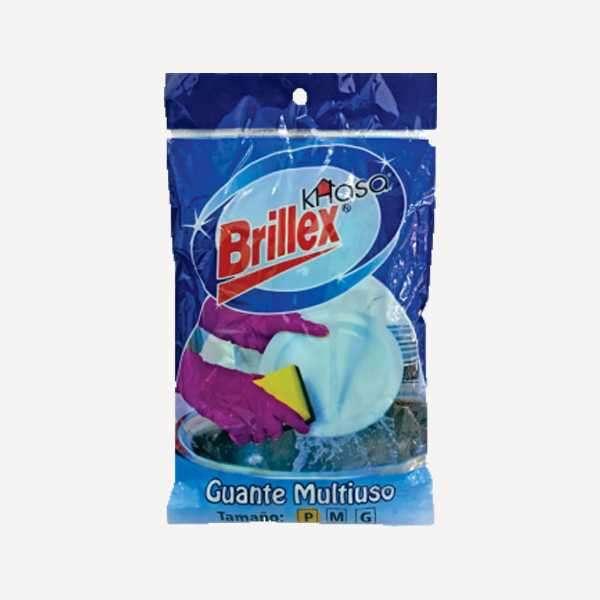 Guante de látex Brillex Pequeño - 0